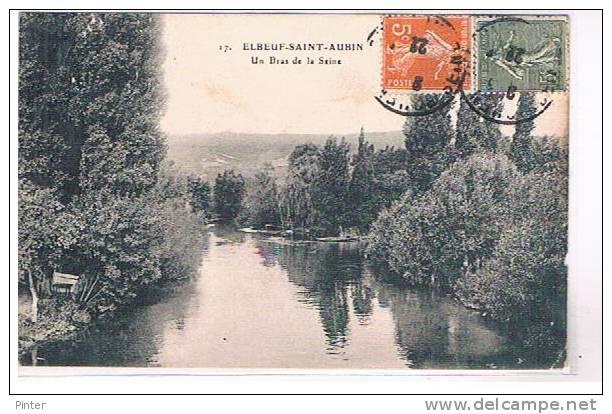 ELBEUF - Un Bras De La Seine - Non Classés