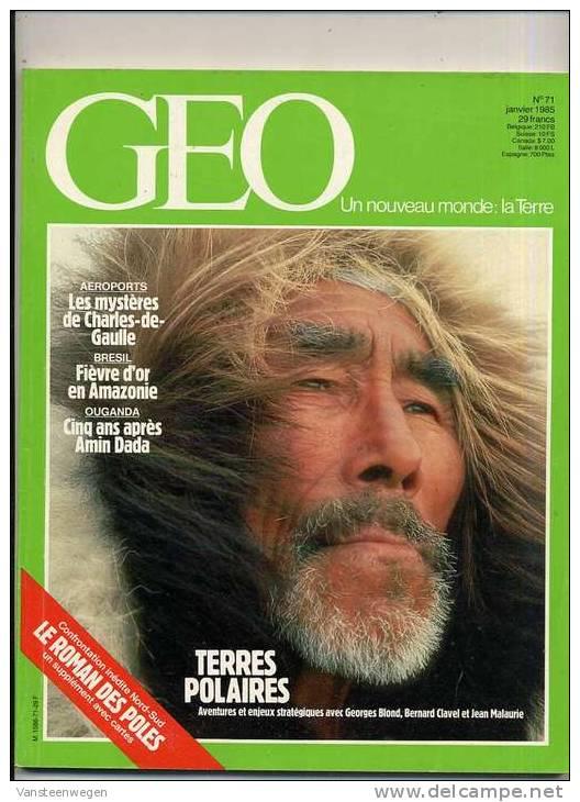Géo 71 - Géographie