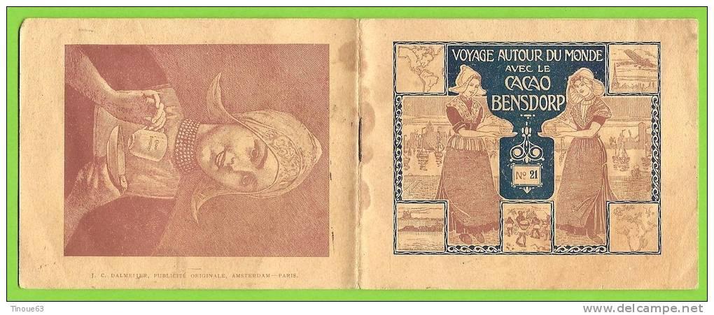ALLEMAGNE - STUTTGART - MUNICH - Carnet Cacao Bensdorp N° 21 - (16 Vues) - Unclassified