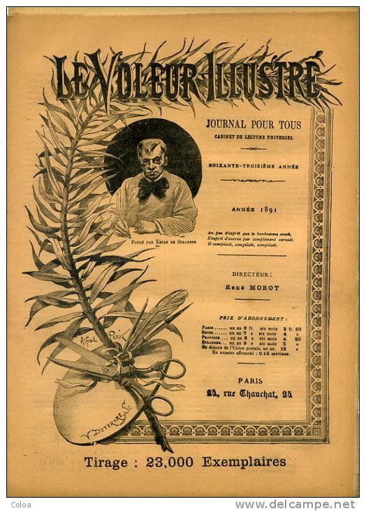 La Grève Des Ouvriers Du Chemin De Fer 1891 - Books, Magazines, Comics