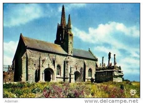 St Jean Trolimon       Eglise Et Calvaire De Tronoën...    . - Saint-Jean-Trolimon