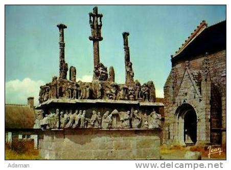 St Jean Trolimon       ND De Trolimon. Le Calvaire..    . - Saint-Jean-Trolimon