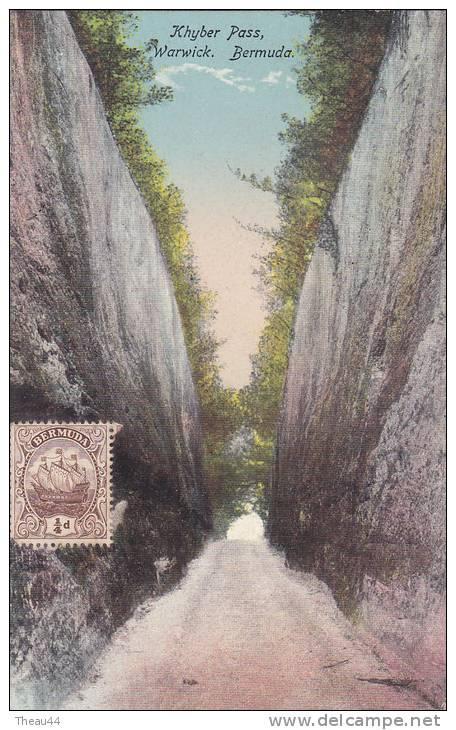 ¤¤  -    BERMUDES  -  Khyber Pass  -  Warwick   -  Bermuda   -  ¤¤ - Bermudes