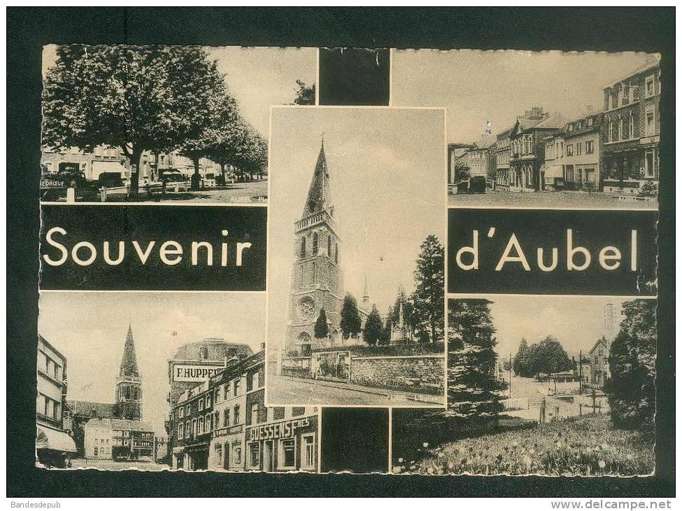 CPSM - Belgique - Souvenir D´ AUBEL ( Multivues Ed. Lambiet ) - Aubel