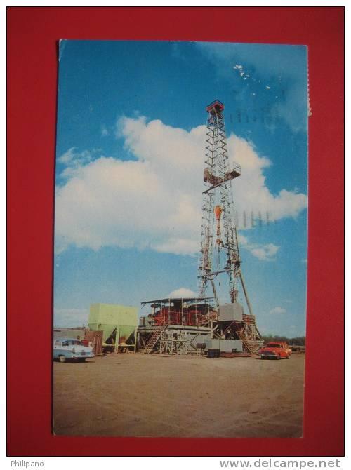 -  - Texas > Texas Drilling Rig  1970 Cancel          --   === Ref 257 - Ohne Zuordnung