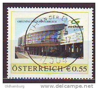 056: Personalisierte Briefmarke Aus Österreich Universität Klagenfurt - Personalisierte Briefmarken
