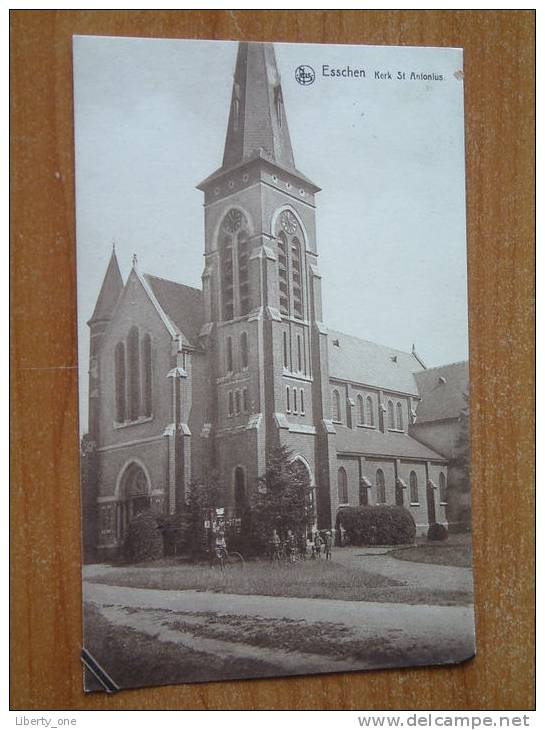 Esschen - Kerk St. Antonius / Anno 1935 ( Zie Foto Voor Details ) !! - Essen