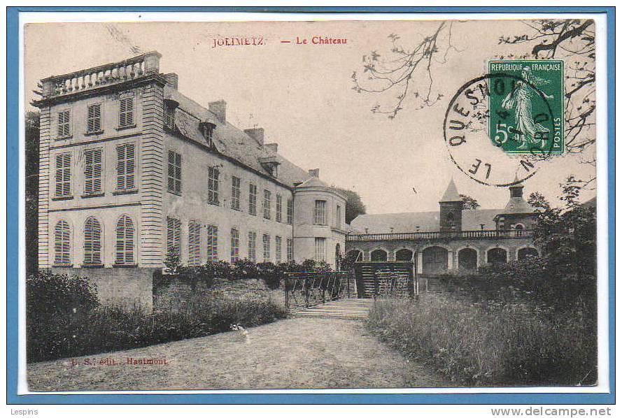 59 - JOLIMETZ --  Le Château - Unclassified