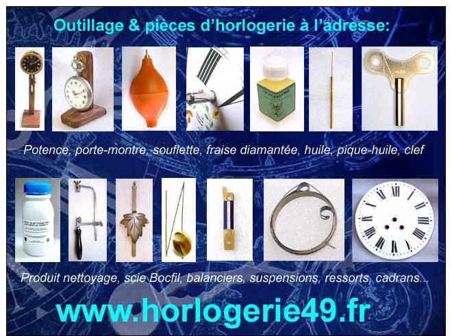 """Huile De Pendule """"La Comtoise"""". Pour Comtoises, Réveils, Carillons, Pendules, Coucous... - Horloges"""
