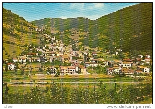 MACERATA - FIUMINATA - PANORAMA - VG - Ascoli Piceno