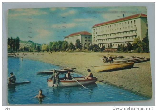 OHRID ( Macedonia ) Travelled 1967. - Macedonia