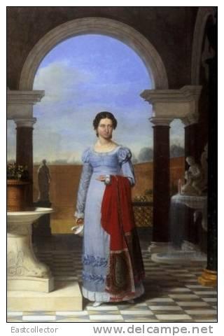 Postal Stationery Painting F DUCQ, Joseph-Fran_ois (1762, Ledegem - 1829, Bruges) - Non Classés