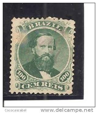 Brasil. Nº Yvert  27 (usado) (o). - Usados