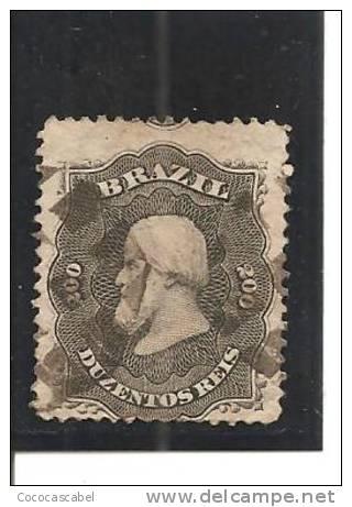 Brasil. Nº Yvert  28 (usado) (o). - Usados
