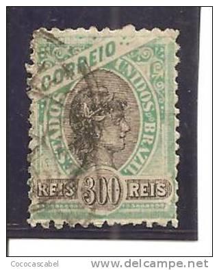 Brasil. Nº Yvert  84 (usado) (o) - Usados