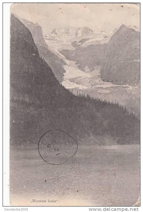 B5540 Moraine Lake Used - Lac Louise