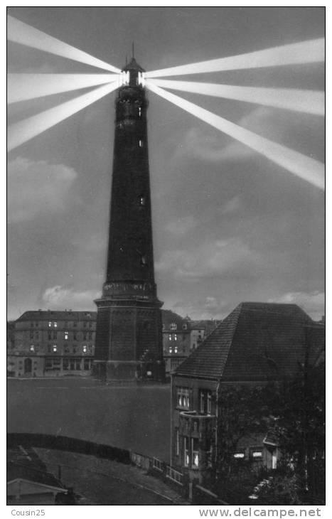 ALLEMAGNE - Nordseeheilbad BORKUM - Leuchtturm - Borkum