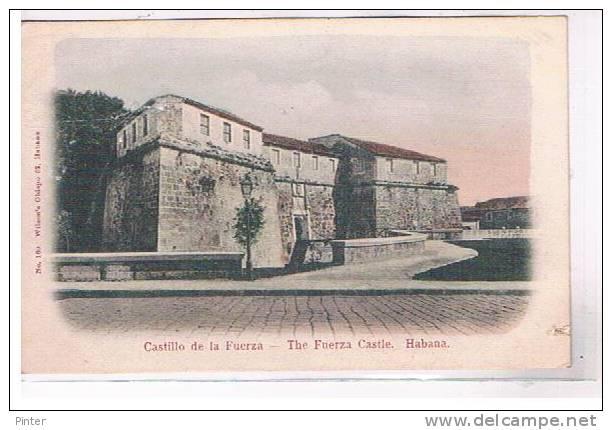 CUBA - Castillo De La Fuerza - Habana - Cuba
