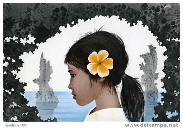 Nauru - Ragazza N Nv - Nauru