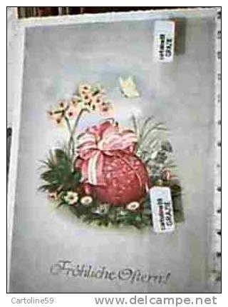 BUONA PASQUA  ILLUSTRATA UOVO  VB1959   DH9268 - Natale