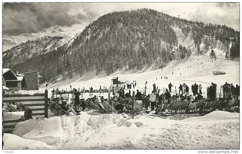 VAL D´ISERE 1850m  - LES TERRASSES SUR LA NEIGE N° 68 - Val D'Isere