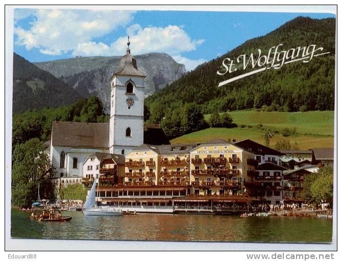 ST WOLFGANG  AM WOLFGANGSEE - Österreich
