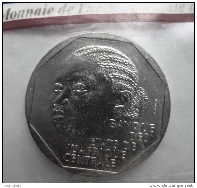 Essai De 500 Francs  1985    République Du Tchad - Tchad