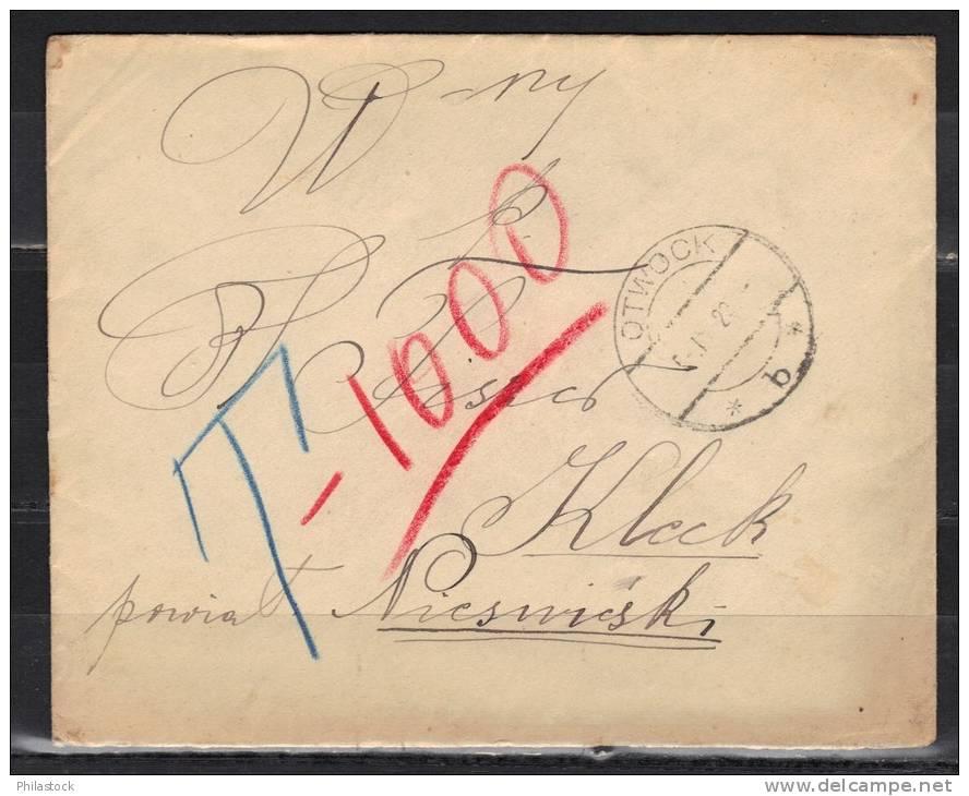 POLOGNE Usages Courants 1925 Sur Lettre Entiére - 1919-1939 Republik