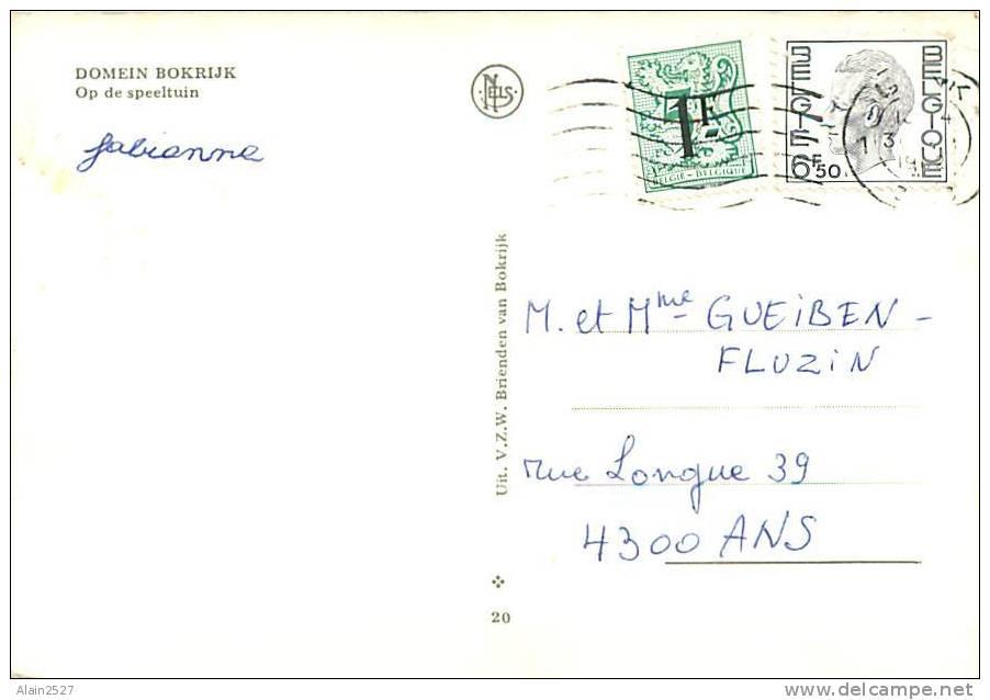 CPM - GENK - Domein Bokrijk - Op De Speeltuin (Uitg. VZW Brienden Van Bokrijk, 20) - Genk