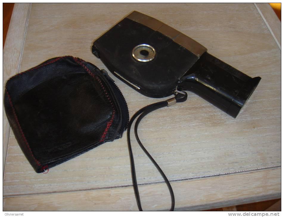 Caméra Fujica Single 8 P1 Non Testé - Other Apparatus
