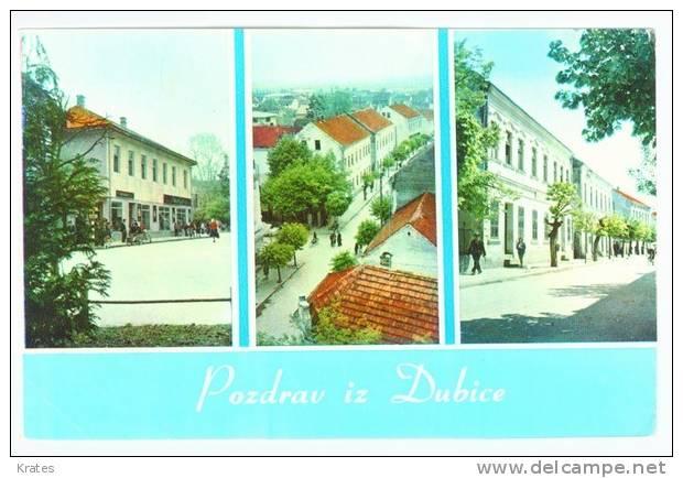 Postcard - Bosanska Dubica  (V 2954) - Bosnie-Herzegovine
