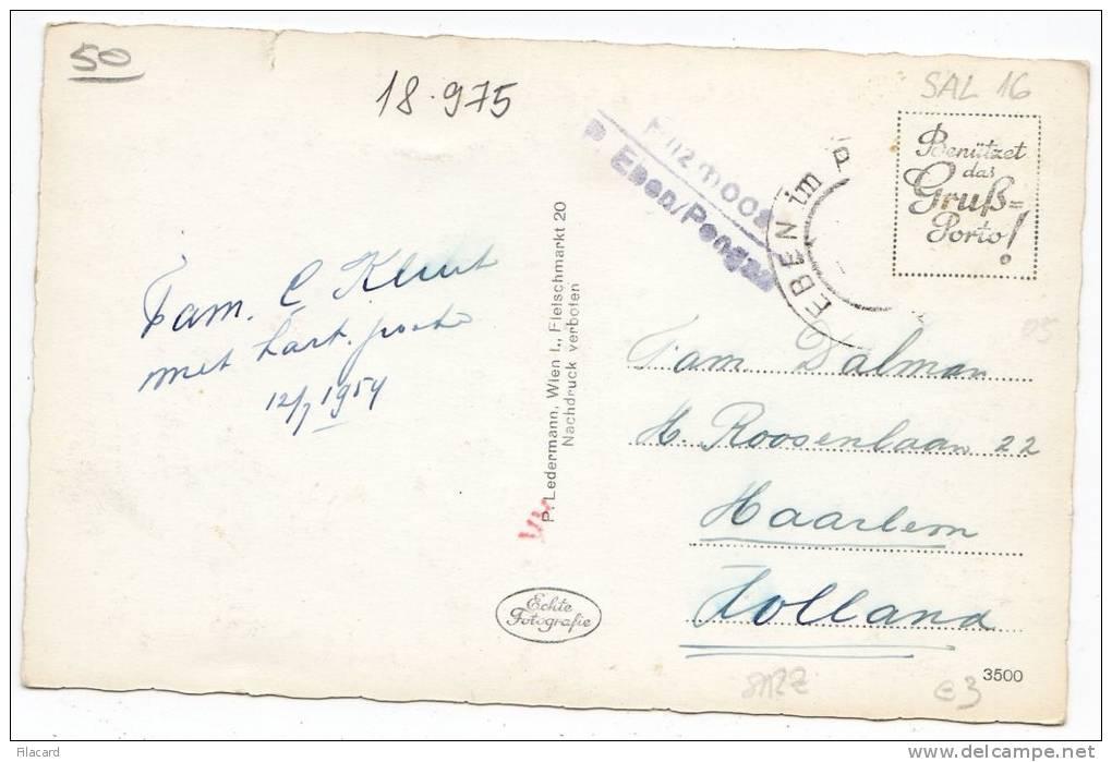 18975   Austria,  Filzmoos,  Raingut Gegen Bischofsmutze,  2454 M,  VGSB1954 - Sin Clasificación
