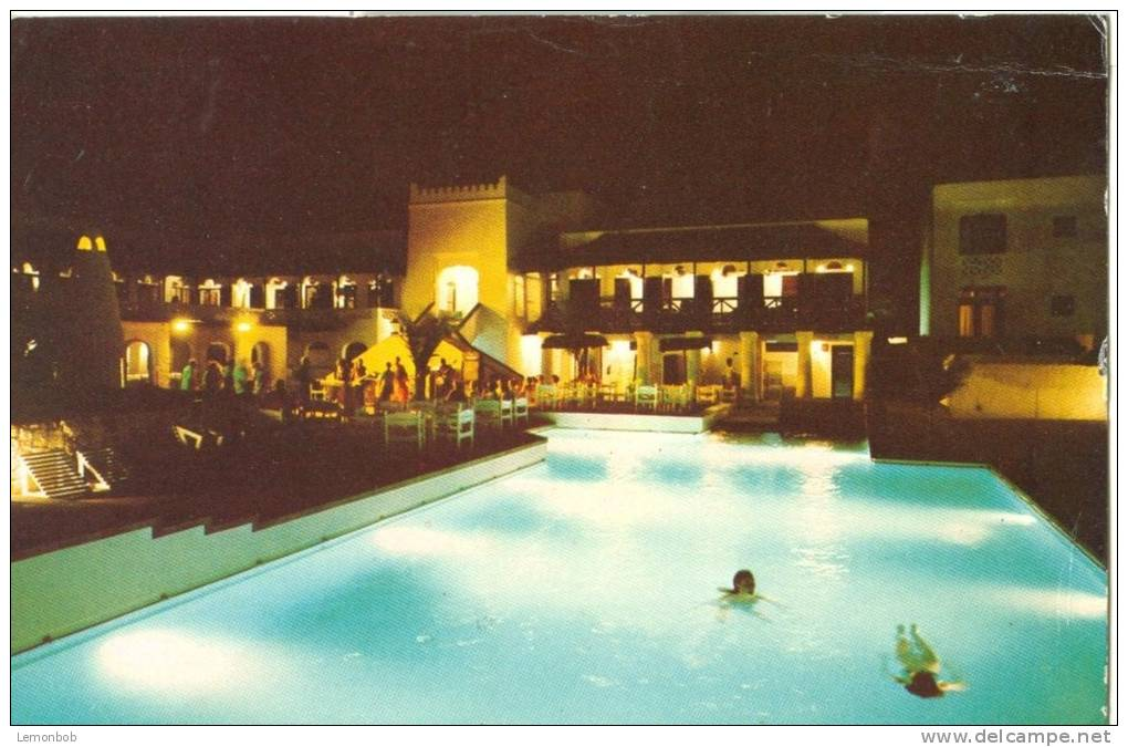Kenya, Serena Beach Hotel, Shanzu, North Of Mombasa 1979 Used Postcard [P6590] - Kenya