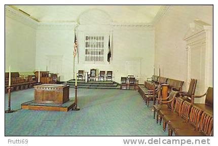 USA - AK 88777 Virginia - Alexandria - The George Washington Masonic National Memorial - The Lodge Room - Alexandria