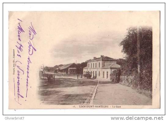 Fr901 : Liancourt-Rantigny - La Gare - Liancourt