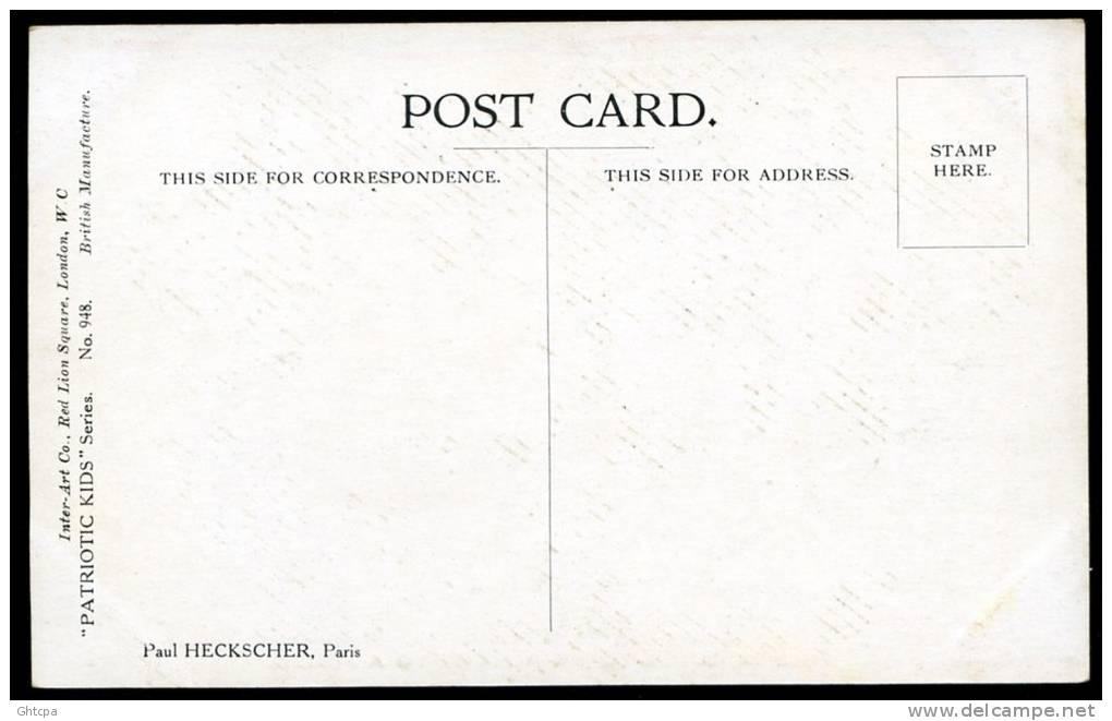 CPA. GUERRE 1914-1918. ILLUSTRATION Signée A. A. Nask.   Nous Lutterons Jusqu´au Résultat Final ! - Humoristiques
