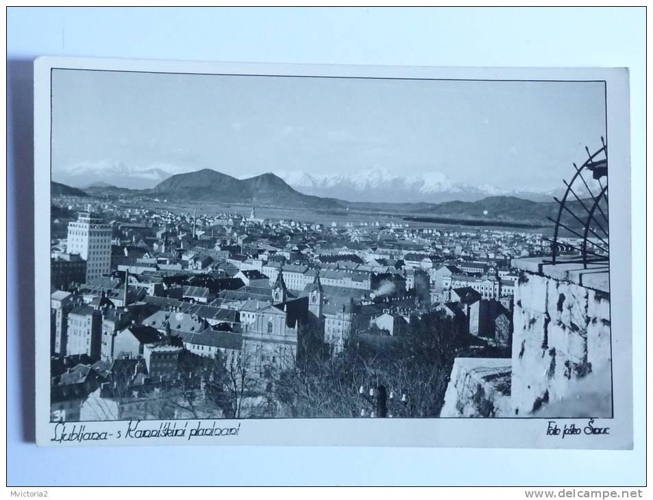 LJUBJANA - Le 22 Octobre 1937 - Slovénie