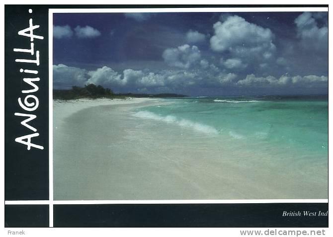GF058 - ANGUILLA (British West Indies) (Antilles Britanniques) - SHOAL BAY - Vierges (Iles), Britann.