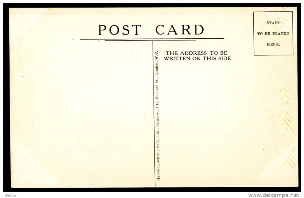 CPA. ILLUSTRATEUR Carte Signée W. K. Hadelsen. ...JAMAIS ATTENDU.  Série B,  N°3. - Humoristiques