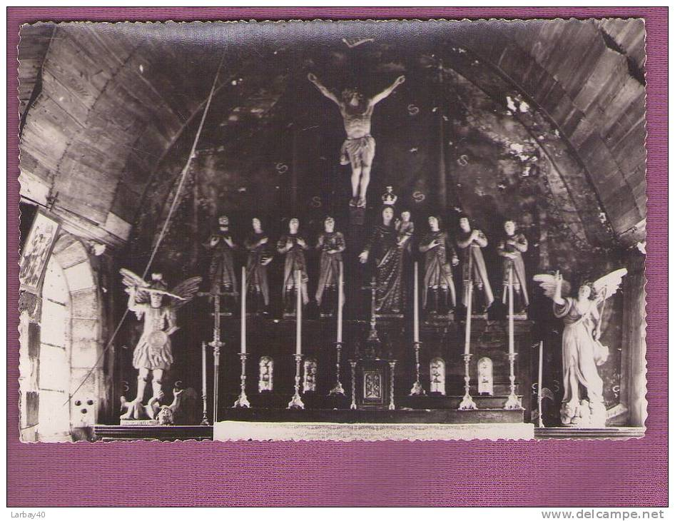 1 Cp   VIEUX MARCHE : Chapelle Des Sept Saints - Unclassified