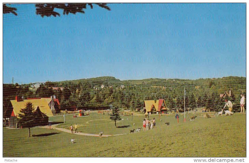 Val-David Québec P.Q. Canada - Village Du Père Noël - Santa Claus - Quebec