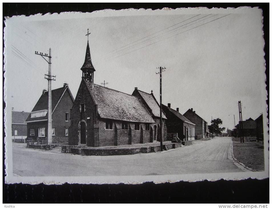 BEERSE - Kapel St Cornelius - Straat - +/- 1950 - Niet Verzonden - Lot 97 - - Beerse