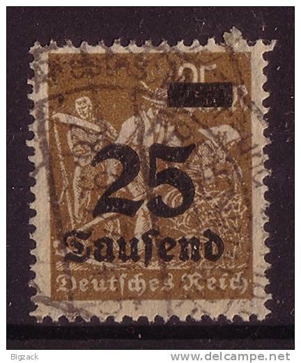 DR Minr.283 Gestempelt Geprüft - Deutschland