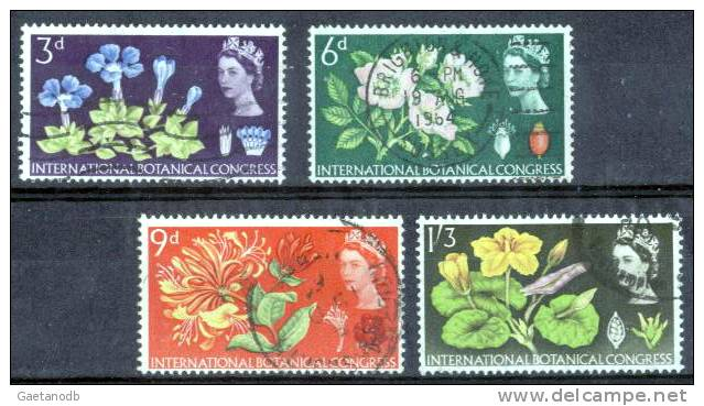 Gran-Bretagna-038 - 1952-.... (Elisabetta II)