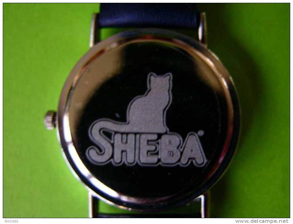 Montre Publicitaire Sheba - Montres Publicitaires