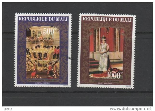 MALI...Airmail...1978-1980...mh...SCV=7.25 - Mali (1959-...)