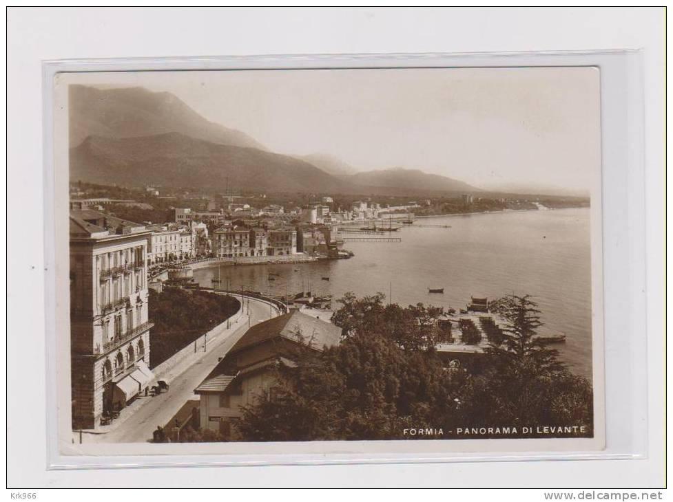 ITALY FORMIA Nice Postcard - Latina