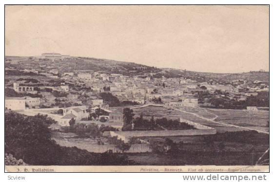 Palestina-Nazareth, PU-1909