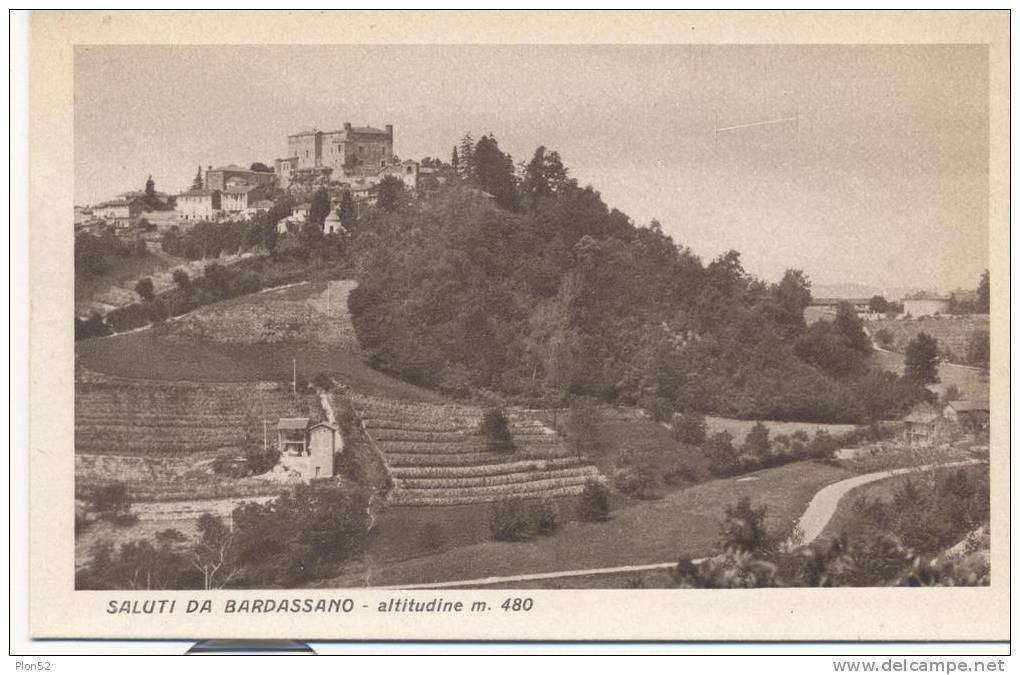 6679-BARDASSANO(TORINO)-1938-FP - Italia