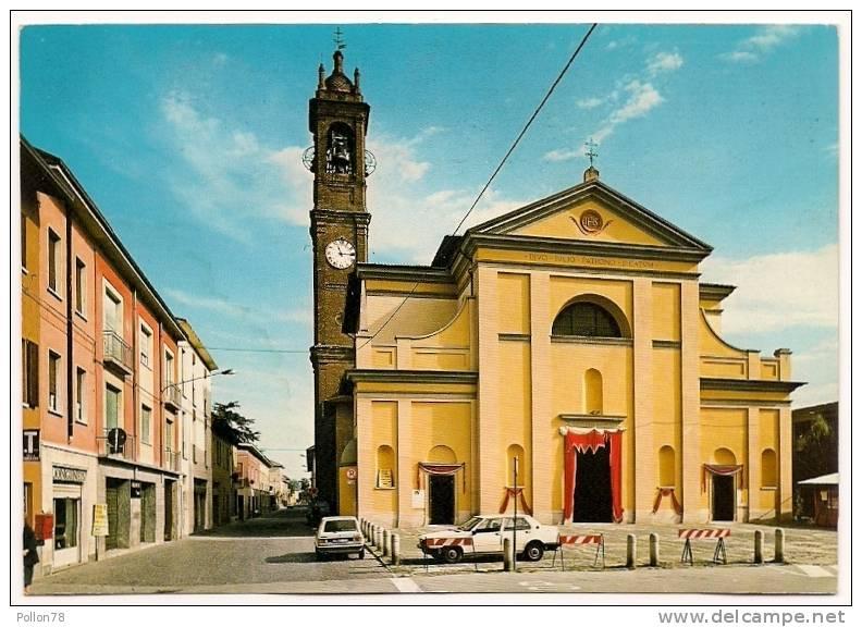 CASSANO MAGNAGO - CHIESA S. GIULIO - VARESE - N. VG. - Varese